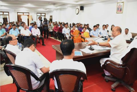 First ever fish farmers' meet held  CM assures sufficient fish production by 2020