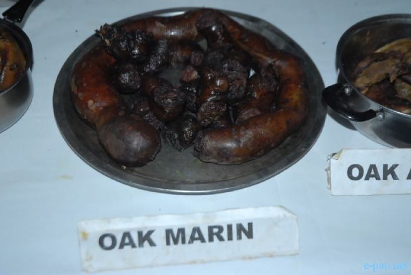 Foods in Chinjak Festival at Hapta Kangjeibung unsafe for consumption'
