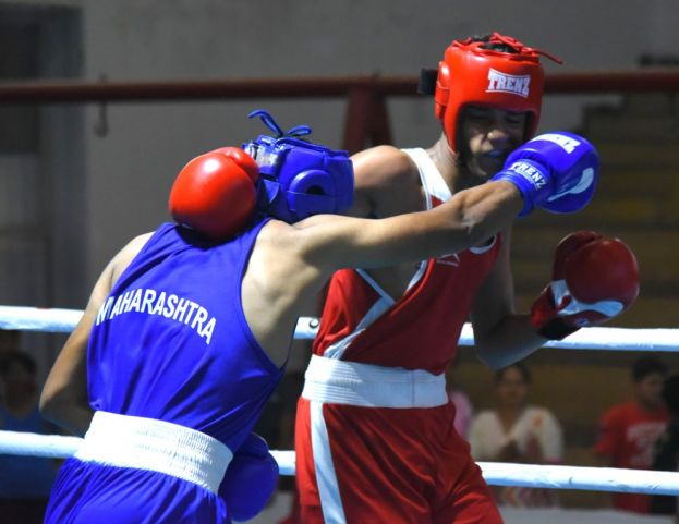 Services adjudged the best team at the first edition of Sub Junior Boys'  Boxing Nationals