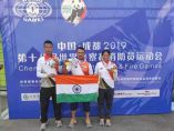 Assam Rifles Archers Shine At World Police And Fire Games In China
