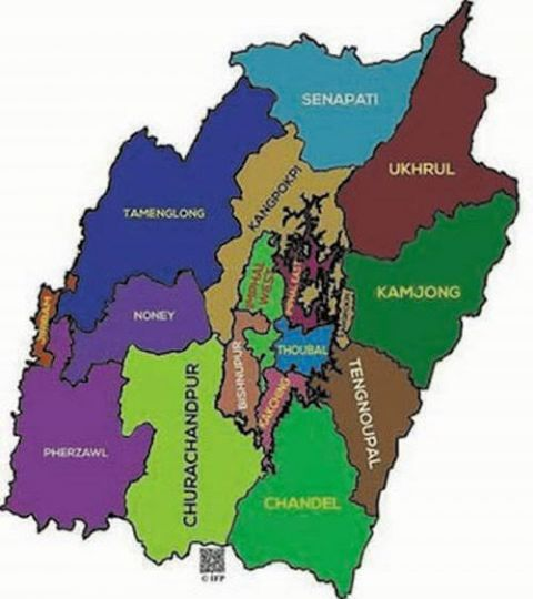 State Government recommends Manipur be declared as Hill state by amending Article 371 C – Source