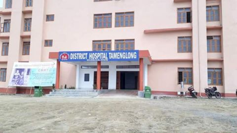 Tamenglong District Hospital In Grave Shortage Of Manpowers (Doctors), Infrastructures And Other Equipments