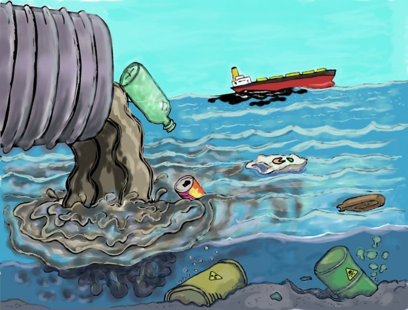Water Pollution: Causes & Effects