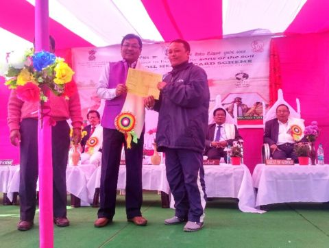 World Soil Day Celebrated in Thoubal