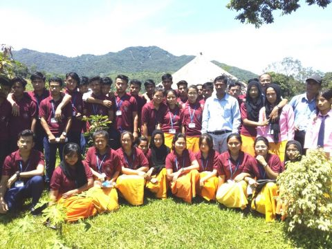 NSS Unite 1 & 2 special camp concludes