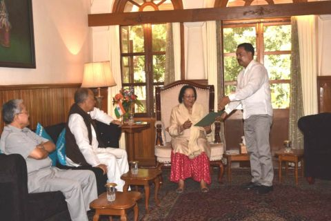 MPCC submits memorandum to PM over FA between NSCN-IM and the NNPG