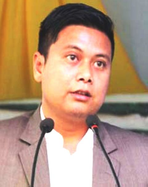 Robindro is the new deputy Speaker of Manipur Legislative Assembly