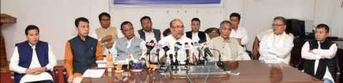We have full faith in our leadership, Manipur will not be affected – CM assures again