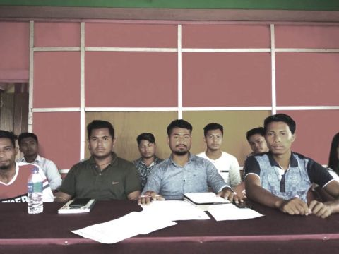 College students call total shut down of all colleges of Manipur affiliated to MU; Hunger Strikes at MU enters 3 days