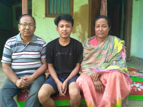 The Manipuri boy who cracked IIT in his First attempt