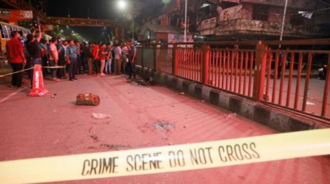 Two cops injured in bomb blast in Dhaka