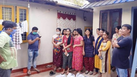 Kerala Govt. provide additional assistance to Manipuri guest workers – AIYF