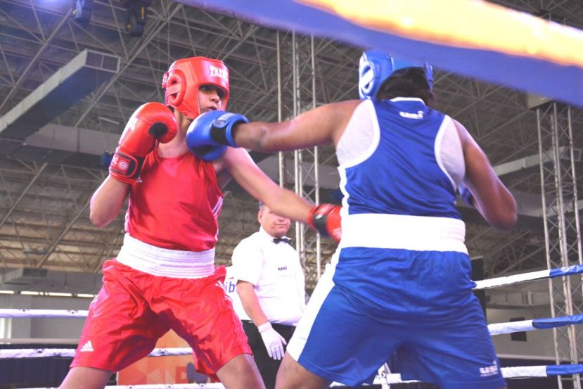 Punjab boxers dominate Day 2 of 3rd Elite Women's Boxing Championship  Karnataka's Bhagya put up a scintillating fight; Babita Bisht of Uttrakhand stole the show with a thunderous victory