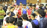 Sports Minister visits boxing camp in NIS Patiala