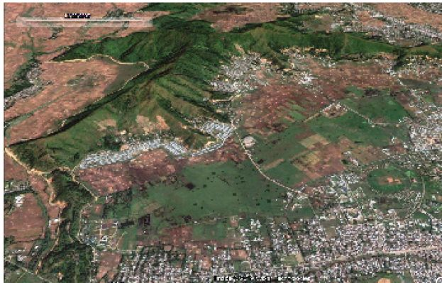 Google Earth- a user friendly device for practical ground and aerial survey of the Earth