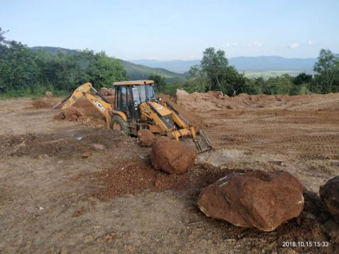 TSA objects to construction of settlement area at Chikim Village in Moreh