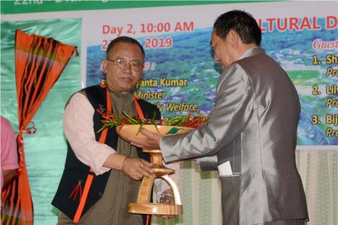 Manipur is a land of resources : Minister Jayantakumar