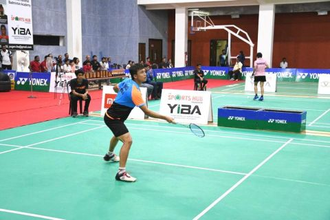 Maisnam Meiraba wins 4th consecutive BS U19, Malvika Bansod takes home the GS U19 title
