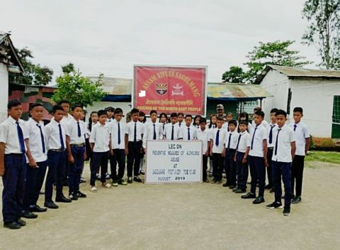 AR Organises Drug Awareness Programme