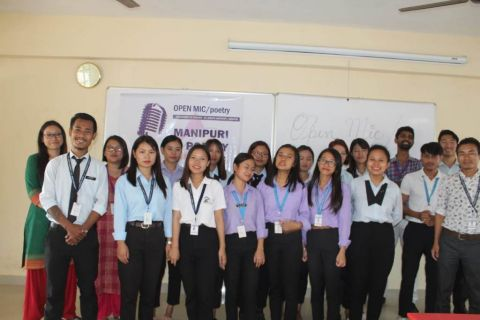 Report on Curtain Rising Program of Manipuri Poetry Day, 2019
