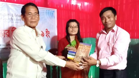 Manipuri Library & Research Centre opens at Bhanubil in Bangladesh