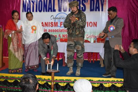 Nation Voters' Day celebrated