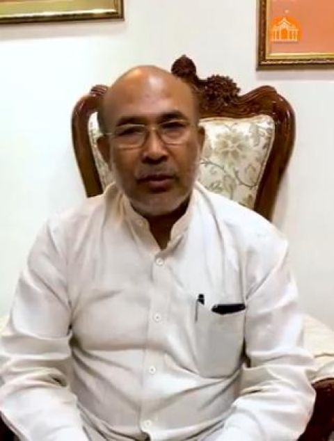 No official agreement signed; HM assured to sign such final settlement only after consulting stakeholders – N. Biren Singh