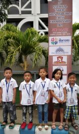 Under -7 chess players of Manipur score magnificent points in Natl. Championship