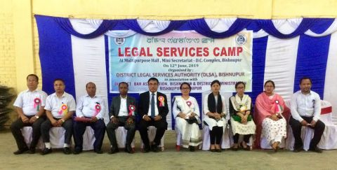 Legal Services Camp Held