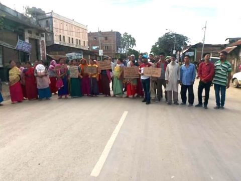 24 hour General Strike called by SSUM, PoFM and SWA cripple life in Valley district
