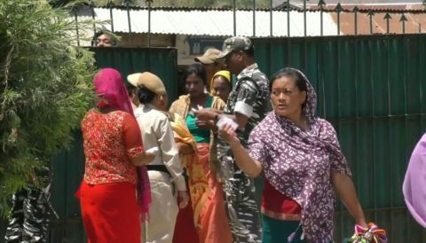 Re-poll in 12 polling stations of Inner Manipur PC concluded; Poll related violence reported