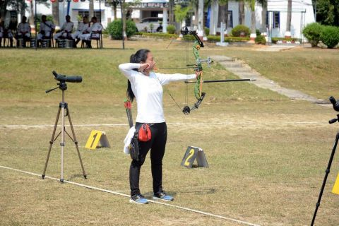 State Level Archery Competition 2018 concluded