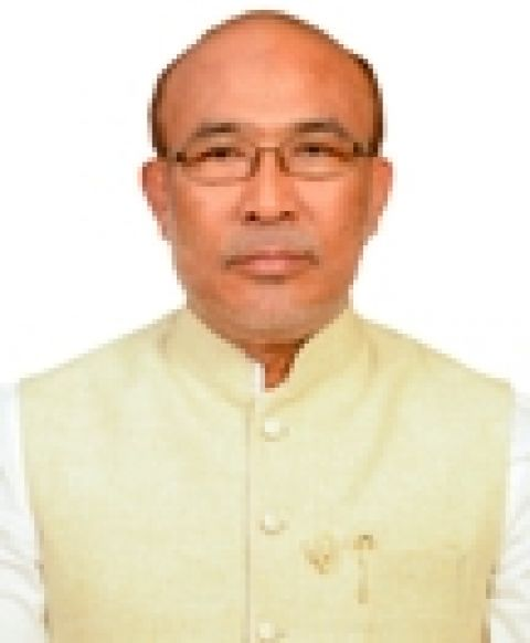 No question of leadership change; N. Biren Singh has been chosen as leader of the BJP and patronized by Central Leaders  – Vungzagin Valte