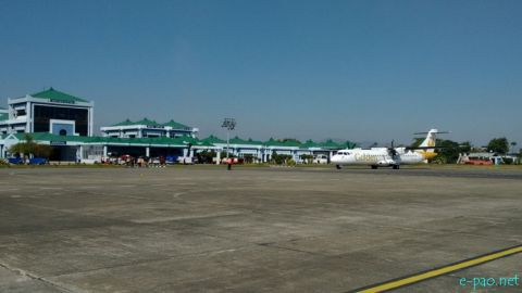 Random thoughts: On the renaming of Imphal Intl. Airport