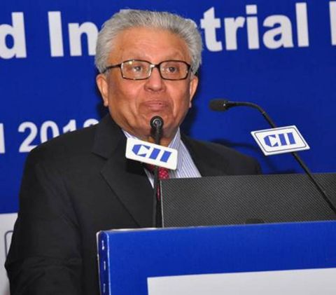 CII condoles the sad demise of Padma Bhushan Professor Lord  Kumar Bhattacharyya  KT CBE FREng FRS