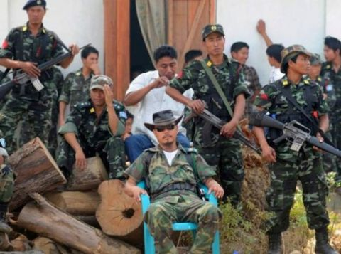 India, Myanmar pull off NSCN(K) split