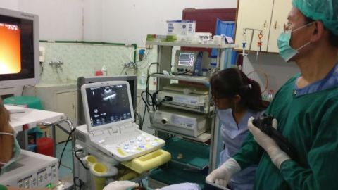 Shija Moves Ahead in Advanced Endoscopy (Endoscopic Ultrasound)