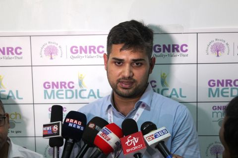 GNRC Medical serves 6 lakhs in 5 years