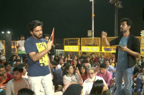 Countrywide protests against JNU violence