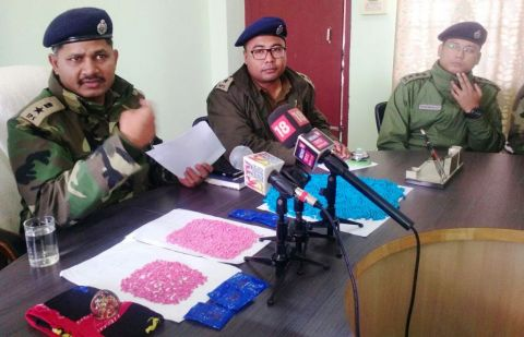 Drugs worth  Rs 2 lakh seized
