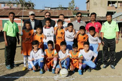 4th State Level 4-A Side Mini Boys Under 35 Football Tournament