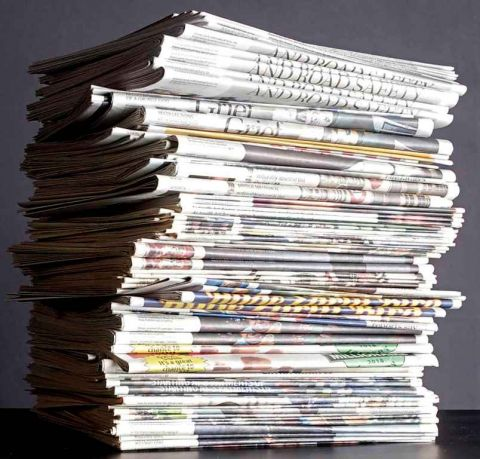When newspapers struggle to survive pandemic corona virus