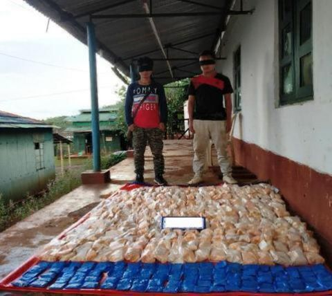 Assam Rifles seize contraband items worth Rs 7.2 crore