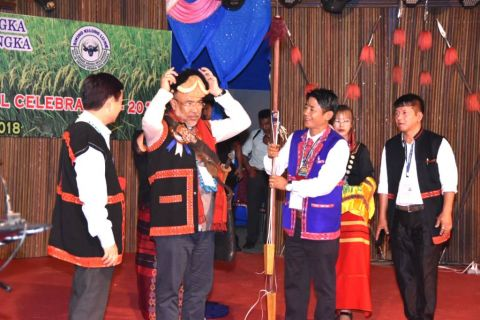 Central Solung Festival begins at Pasighat amid fanfare