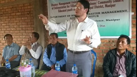 Disaster Management Training Program Conducted