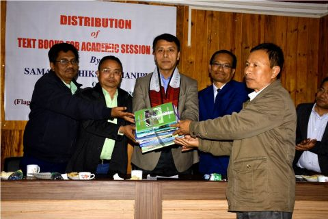 Education Minister distributes free text books