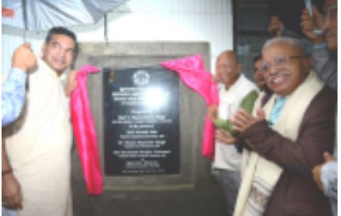 Khemchand inaugurates drinking water project at Chingmeirong