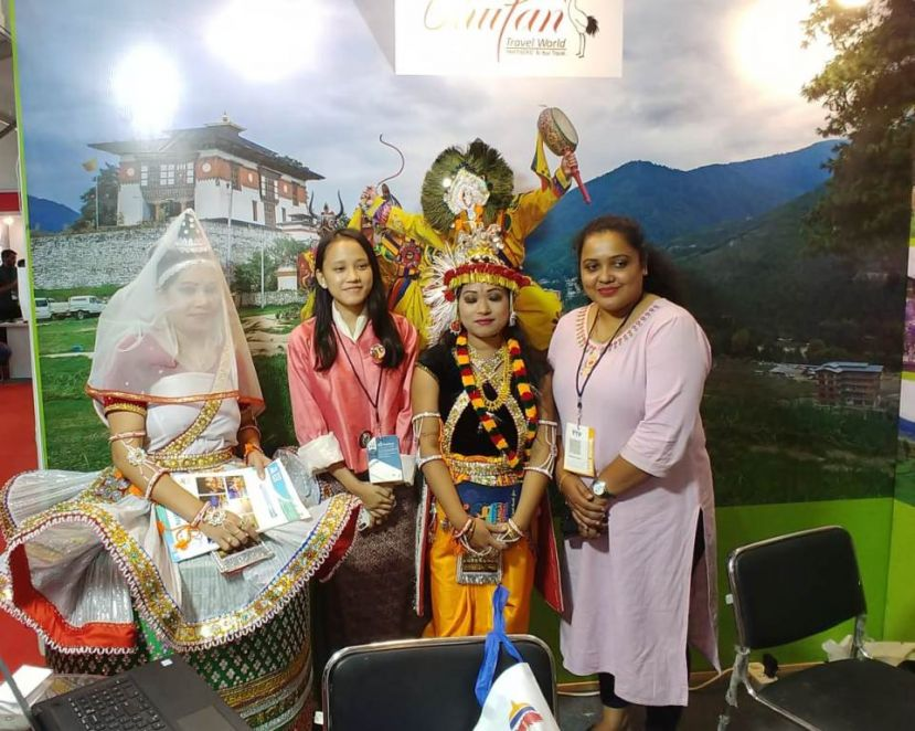 Manipur Tourism conferred best cultural performance award at Travel & Tourism Fair (TTF), Ahmedabad