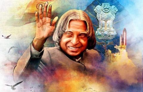 A tribute to  Dr.APJ Abdul Kalam; Missiles man & people's President of India