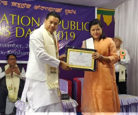 DIPR celebrates 71st Foundation Day; Vision to expand DIPR including opening of DIO in all 16 districts: Minister Biswajit